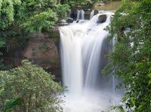 De Waterval van Suwat van Haew Royalty-vrije Stock Foto's