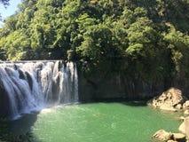 De waterval van Taiwan Stock Foto