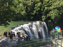 De waterval van Taiwan Stock Fotografie