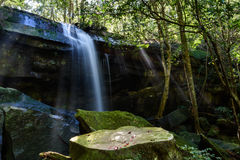De Waterval van Thamyai Royalty-vrije Stock Foto