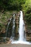 De waterval van Urlatoarea Stock Foto
