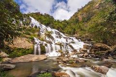 De waterval van Ya van Mae Stock Foto's