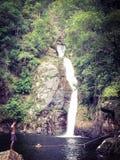 De waterval van Yong Royalty-vrije Stock Foto's
