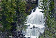 De Watervallen van de Daling van de toren royalty-vrije stock foto