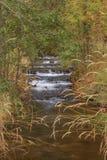 De Watervallen van de herfst Royalty-vrije Stock Foto's