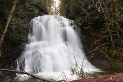 De Watervallen van de jachtrivier royalty-vrije stock afbeeldingen