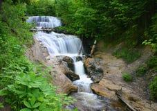 De Watervallen van de sabelmarter Stock Fotografie