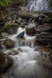 De watervallen van de Sorellkreek Royalty-vrije Stock Afbeelding