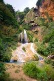 De Watervallen van de wildernis Royalty-vrije Stock Foto's