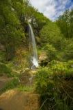 De Watervallen van Gostilje royalty-vrije stock foto