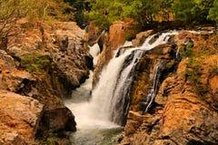 De Watervallen van Hogenakkal Royalty-vrije Stock Afbeeldingen