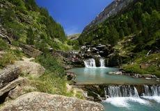 De watervallen van Nice Royalty-vrije Stock Fotografie