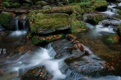 De watervallen van Resov Stock Fotografie