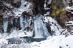 De watervallen van Riva stock foto's