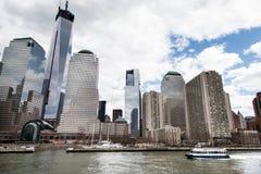 De Waterweg van New York royalty-vrije stock foto