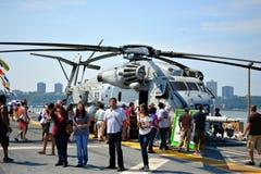 De Week New York van de vloot Royalty-vrije Stock Afbeelding