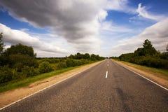 De weg stock afbeeldingen