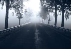 De weg? Stock Foto's