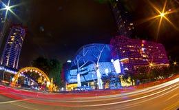 De Weg Singapore van de boomgaard Stock Afbeelding