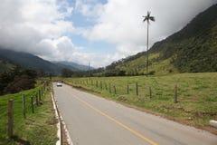 De weg van Argentinië royalty-vrije stock afbeeldingen