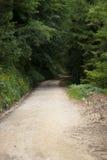 De weg van de berg Royalty-vrije Stock Afbeelding