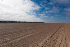 De weg van de Skeleonkust Royalty-vrije Stock Foto
