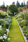 De weg van de tuin Stock Fotografie