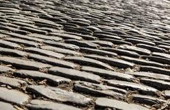 De Weg van de Flandreskei - Detail stock foto