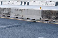 De weg van het asfalt Stock Fotografie