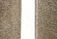 De weg van het asfalt Stock Afbeelding