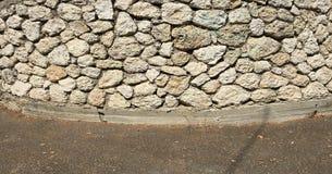 De weg van het asfalt Lege weg Achtergrond van de de weg de hoogste mening van het asfalt Stock Foto's