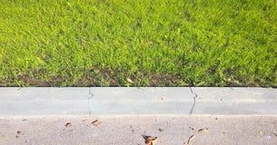 De weg van het asfalt Lege weg Achtergrond van de de weg de hoogste mening van het asfalt Royalty-vrije Stock Afbeeldingen