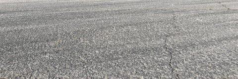 De weg van het asfalt Lege weg Achtergrond van de de weg de hoogste mening van het asfalt Stock Afbeelding