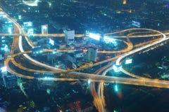 De Weg van het verkeersvervoer Stock Fotografie