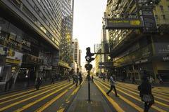 De Weg van Nathan Royalty-vrije Stock Foto's