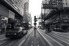 De Weg van Nathan Royalty-vrije Stock Fotografie
