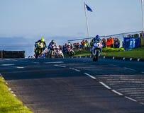 De Weg van NW 200 het Rennen Stock Foto