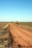De Weg van Texas! Stock Afbeeldingen