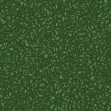 De wegen uit de vrije hand, buigende tellerslijnen baseerden moderne, donkergroene textuur Stock Afbeelding