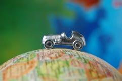 De Wegreis van de wereldreis Stock Fotografie