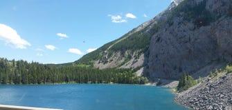 De wegreizen van Alberta Royalty-vrije Stock Fotografie