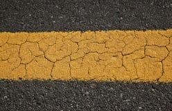 De wegtextuur van het asfalt Royalty-vrije Stock Fotografie