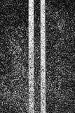 De wegtextuur van het asfalt Royalty-vrije Stock Foto's