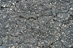 De wegtextuur van het asfalt Royalty-vrije Stock Afbeelding