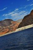 De Weide Nevada van het meer Stock Fotografie