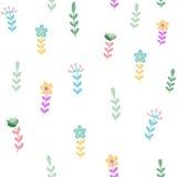 De weide van bloemen Royalty-vrije Stock Fotografie