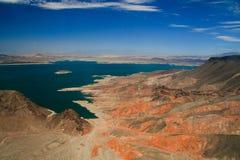 De rivier van Colorado  royalty-vrije stock afbeeldingen