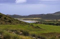 De weiden van het nationale park van Cabo DE Gata Royalty-vrije Stock Afbeeldingen