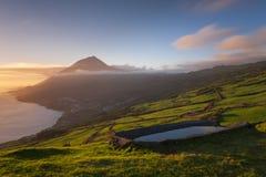 De weilanden van de Azoren Royalty-vrije Stock Afbeelding