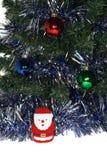 De weinig Kerstman royalty-vrije stock afbeelding